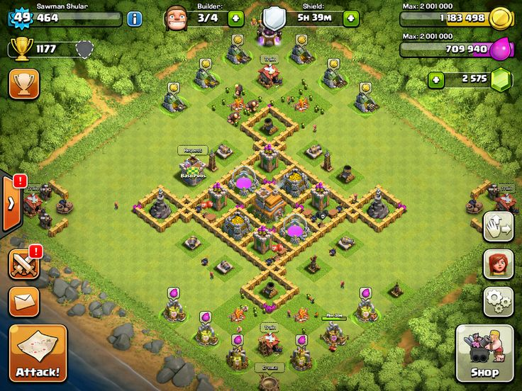 clash of clans hack with root