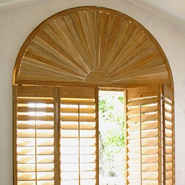 10 best interior paint color images on pinterest wooden - Unfinished interior wood shutters ...
