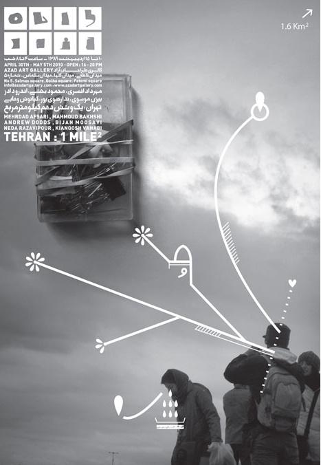 :: Tehran, 1 mile ::