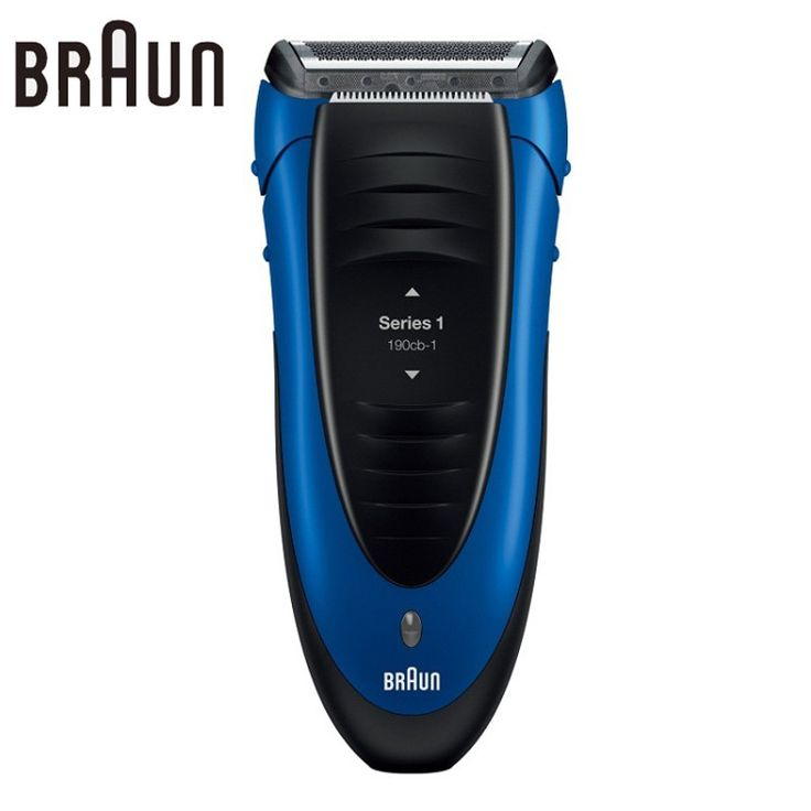 Braun Electric Razor Shaver190 Reciprocating Rechargeable