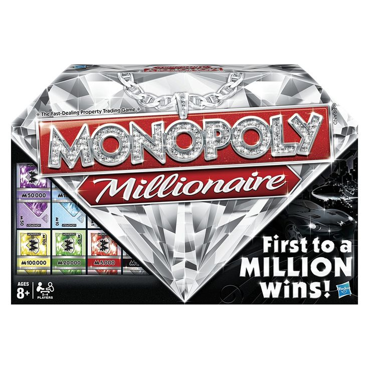 Monopoly millionaire rules how do you play monopoly