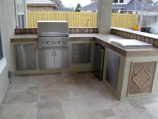 17 best images about summer kitchen on pinterest home for Outdoor summer kitchen grills