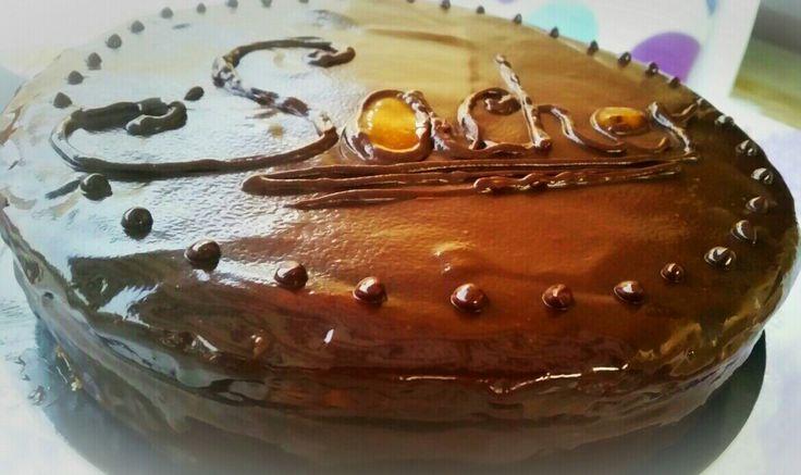 Sacher torte   @cynthiacerta♡