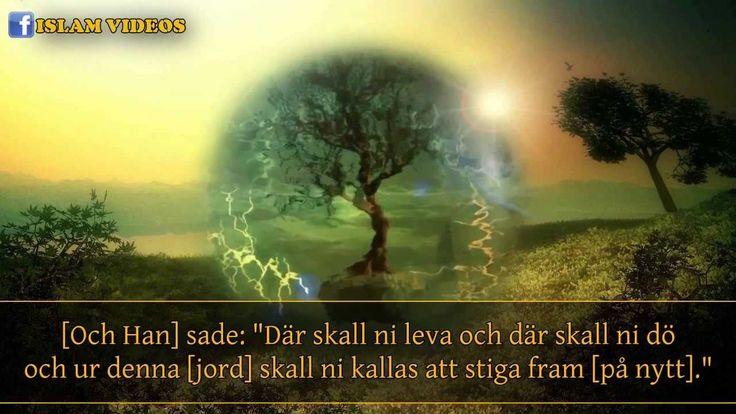 Satan (Iblis) | Människans STÖRSTA Fiende [Koranen] آيات من القران مترجمة بالسويدي
