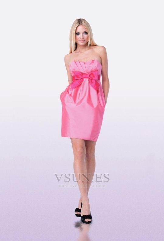 377 best vestido de novias images on Pinterest   Short wedding ...