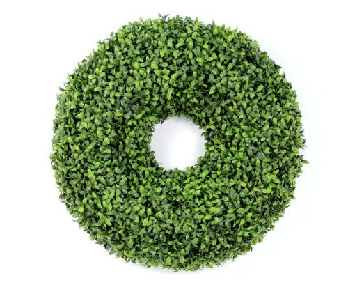 "22"" Boxwood Wreath Heeney Company,http://www.amazon.com/dp/B00H3KT6VY/ref=cm_sw_r_pi_dp_nqD5sb005AJF2QNB"