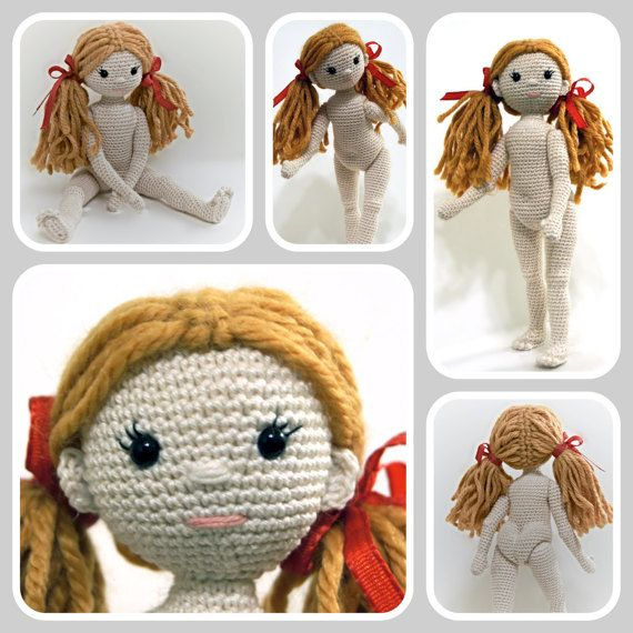 238 best images about Puppen on Pinterest Free pattern ...