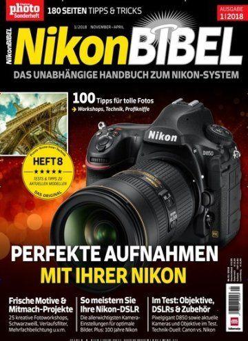In der aktuellen Ausgabe liefern wir euch 100 Profitipps auf 180 Seiten, voller Inspiration, Technikwissen und mehr. Natürlich auch als #epaper zum sofort Lesen:  #Nikon #Photography #Fotografie