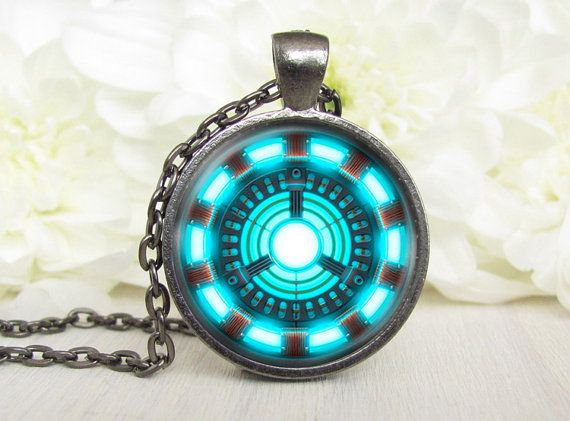 Hey, I found this really awesome Etsy listing at https://www.etsy.com/listing/201249703/arc-reactor-necklace-ironman-necklace