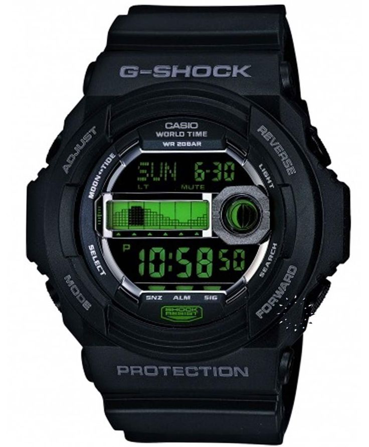 CASIO G-Shock Limited Edition Black Rubber Strap Τιμή: 139€ http://www.oroloi.gr/product_info.php?products_id=34547