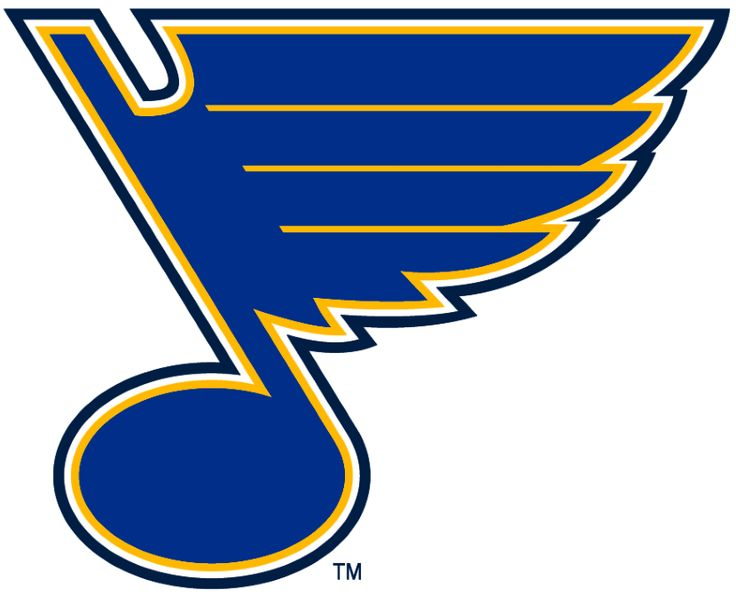 ST. LOUIS BLUES  -    It's a music note. It looks cool. Good enough for me.  The 31 NHL team logos, ranked  -  March 22, 2017: