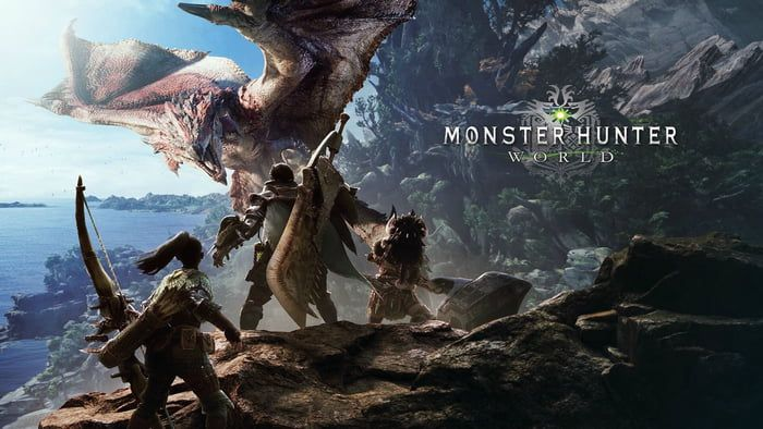 Why Dont Anyone Wanna Play Mhw With Me On The Ps4 Monster Hunter World Monster Hunter Monster Hunter Movie