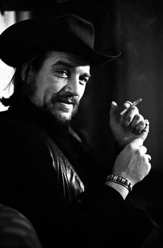Waylon Jennings in New York, 1973 - Picture Perfect: Behind the Lens of Iconic…