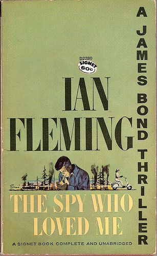 The Spy Who Loved Me - Signet book cover