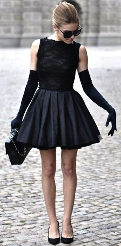 Modern Day Audrey Hepburn Style I 39 M In Absolute Love Another Perfect Internship Dress