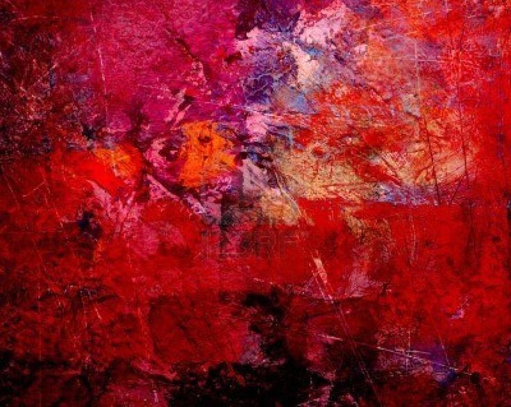 Abstracte Kunst - Hand Beschilderd Doek Royalty-Vrije Foto, Plaatjes, Beelden En Stock Fotografie. Image 8603419.