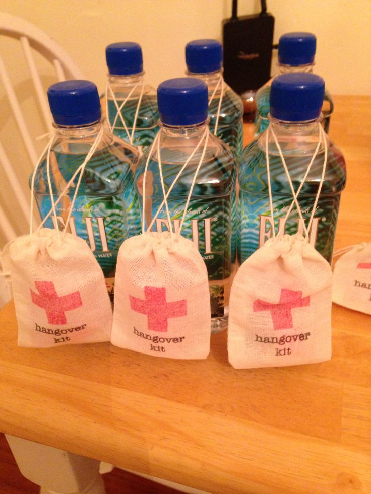 Hangover kit | Wedding ideas | Pinterest | Favors and ...