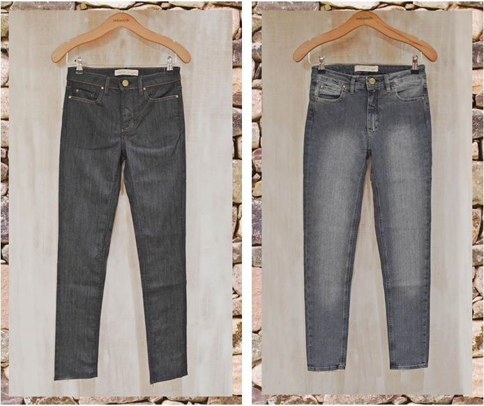 Denim Blue Sky &  Denim Ultra Skinny Sky