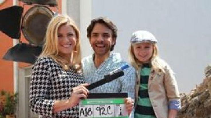 Después de su boda, Eugenio Derbez regresa al trabajo con la filmación de la película Hombre de Piedra. Además, Derbez ya se prepara para los Juegos Olímpicos en Londres 2012