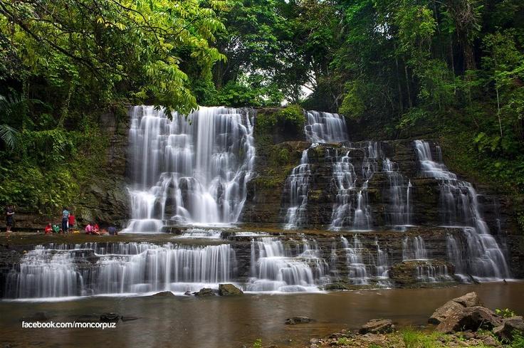 Merloquet Falls, Zamboanga City, PHILIPPINES