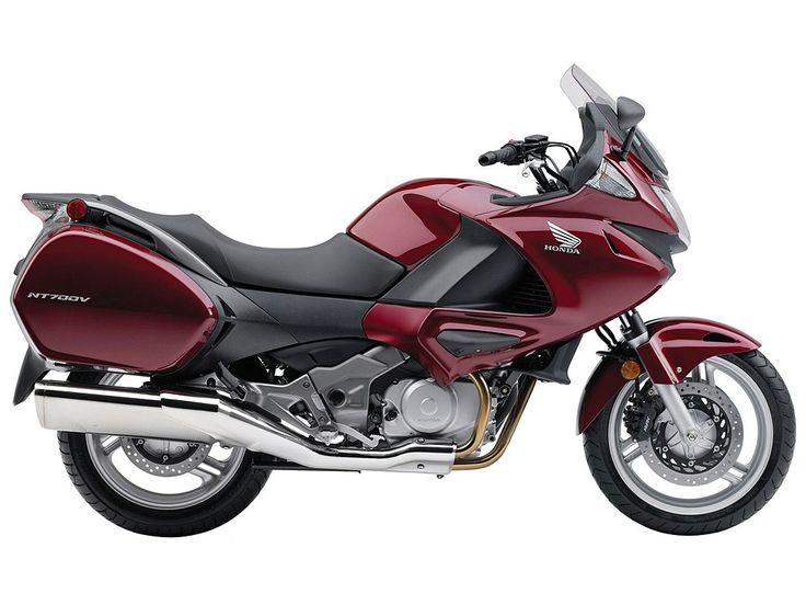 2011 Honda Deauville
