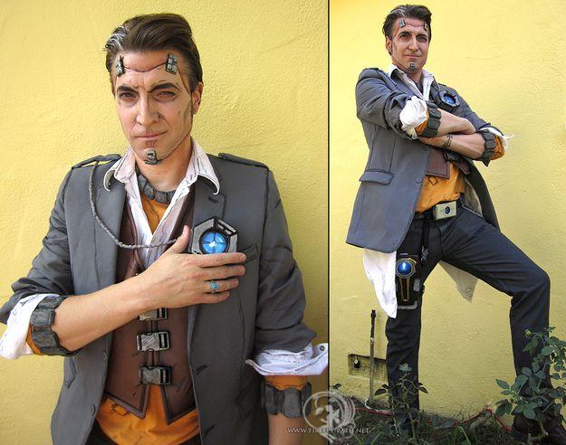 Handsome Jack (Borderlands 2) | 24 Of The Best Cosplays Ever