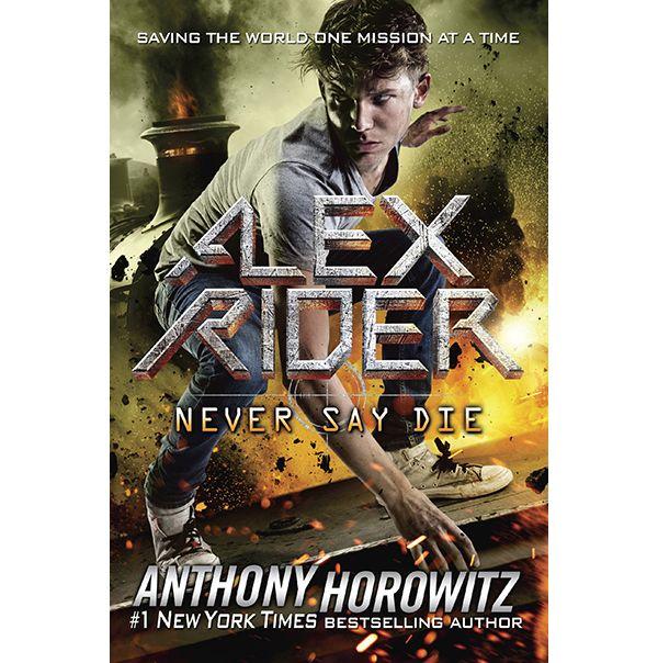 Never Say Never Again: Alex Rider Returns
