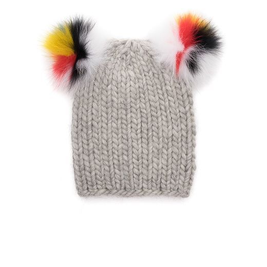 30+ Cool Beanies For The Non-Hat Girl #refinery29  http://www.refinery29.com/cool-beanies#slide-23  Eugenia Kim Mimi, $250, available at Eugenia Kim....