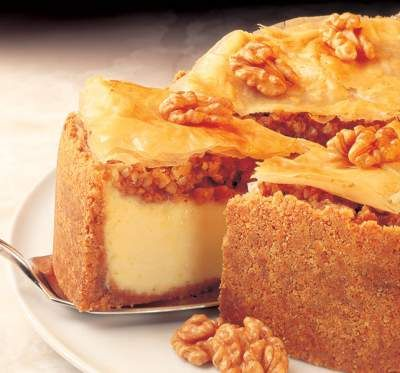 Jack's Birthday......Baklava Cheesecake recipe