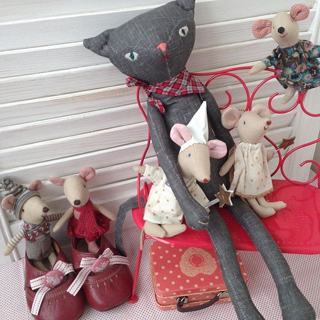 1000+ images about maileg dolls on Pinterest