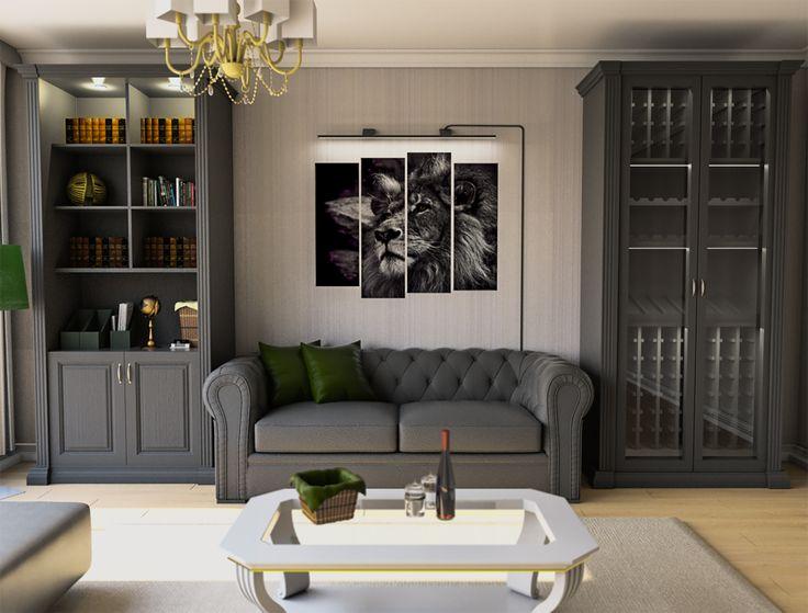 Корпусная и встроенная мебель от производителя в магазинах Москвы.