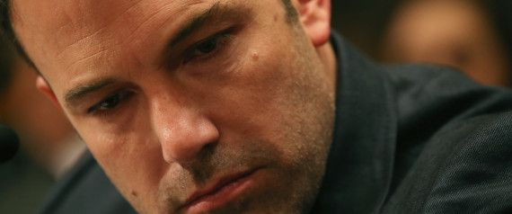 Dear Ben Affleck,  It is hard to deal with the past .. but denial is the worst thing you can do.