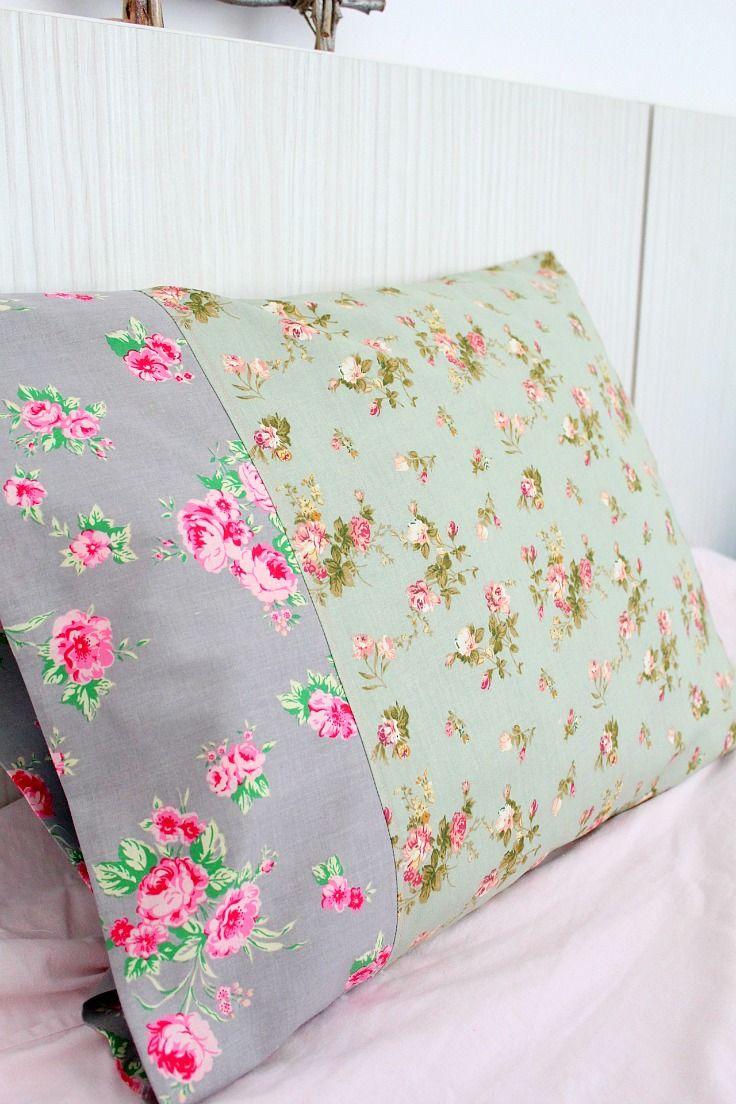 Easy Pillowcase Tutorial