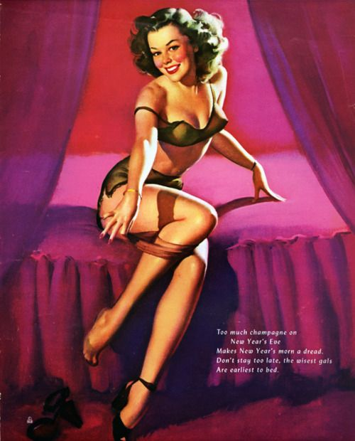 Gil Elvgren: Gilelvgren, Vintage Illustrations, Pinupart, Vintage Pinup, Pin Up Art, Pinup Girls, Pinup Art, Gil Elvgren, Pin Up Girls