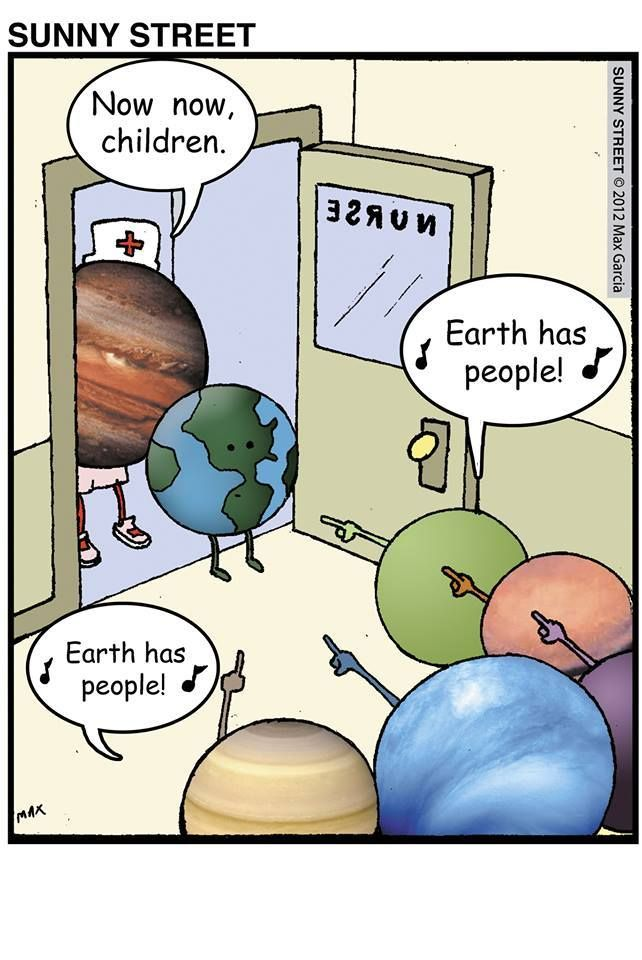Poor Earth