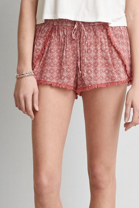 American Eagle Outfitters AEO Flowy Soft Short