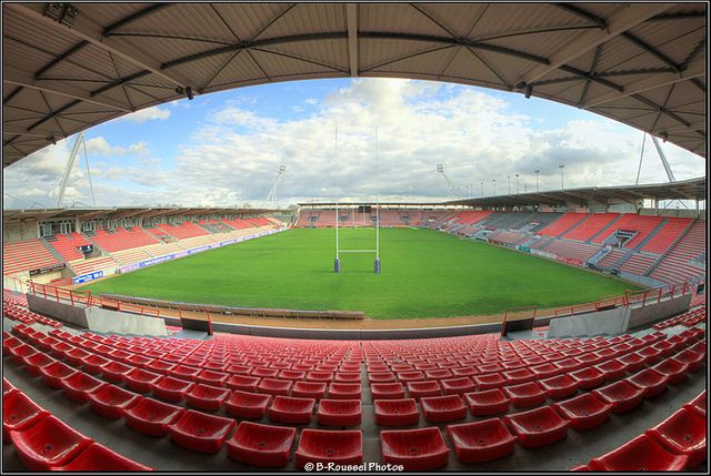 Stade Ernest Wallon | Flickr: partage de photos!