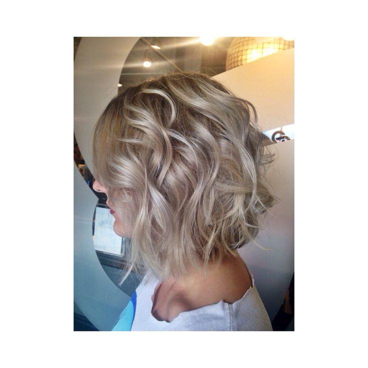 Cool beige blonde
