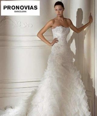 Wallapop vestido novia barcelona