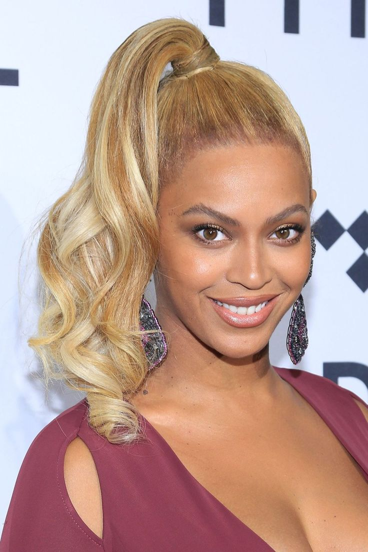 best beyonce hair styles images on pinterest