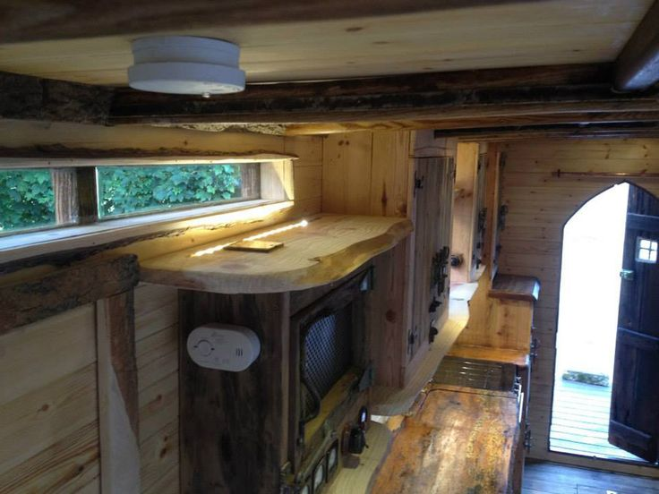 A 1980 Bedford TK Horsebox Converted Into Traveling Tiny Home House Truck In The United
