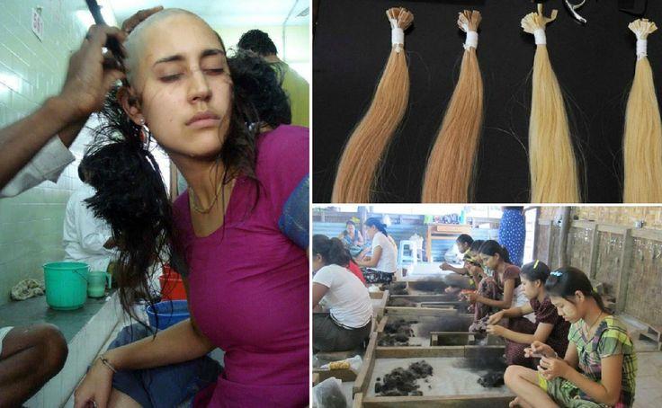 Ο σκοτεινός κόσμος των εξτένσιον: Το εμπόριο των ανθρώπινων μαλλιών και η μπίζνα εκατομμυρίων  | Κόσμος | ΕΙΔΗΣΕΙΣ | LiFO