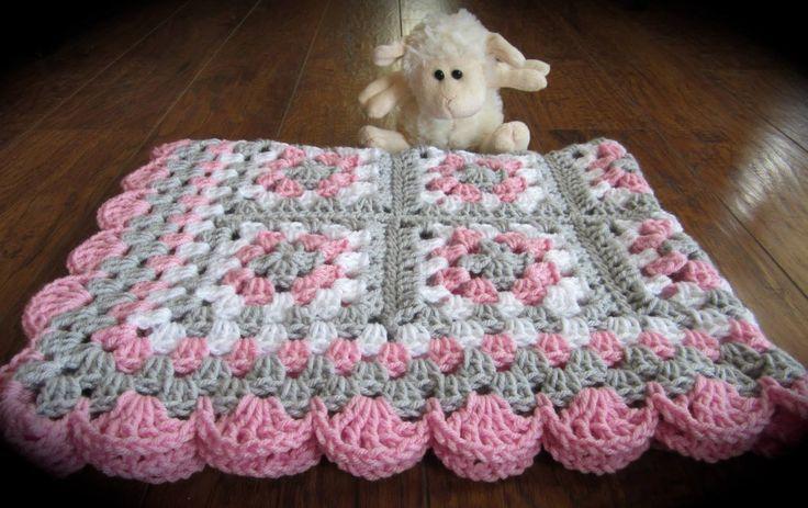 142 best Crochet Baby Blanket ✪ images on Pinterest | Crochet ...