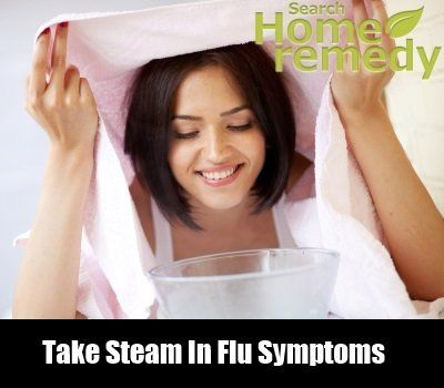 7 Home Remedies for Flu Symptoms - Natural Treatment And Cure For Flu Symptoms | Search Home Remedy