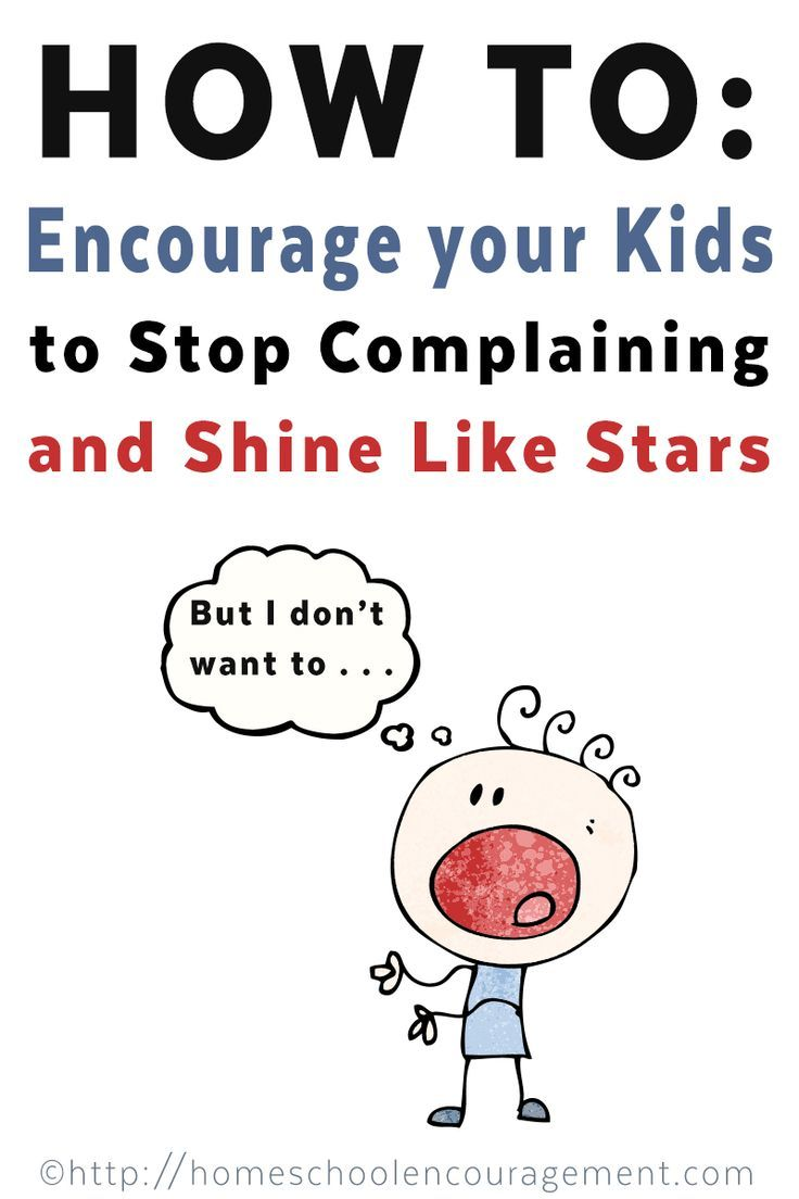 Encouraging Kids to Stop Complaining and Shine Like Stars