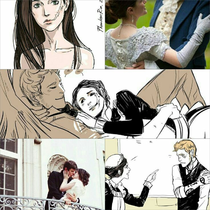 Sophie Collins and Gideon  lightwood.