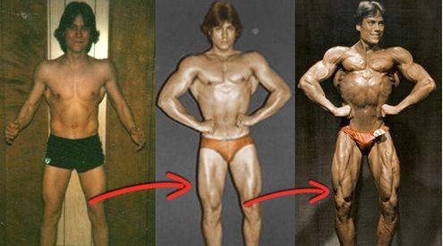 True story about muscle mass gains - No B.S.   Women