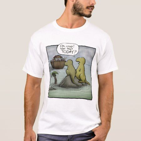 Shoebox Dinosaurs T-Shirt - click to get yours right now!