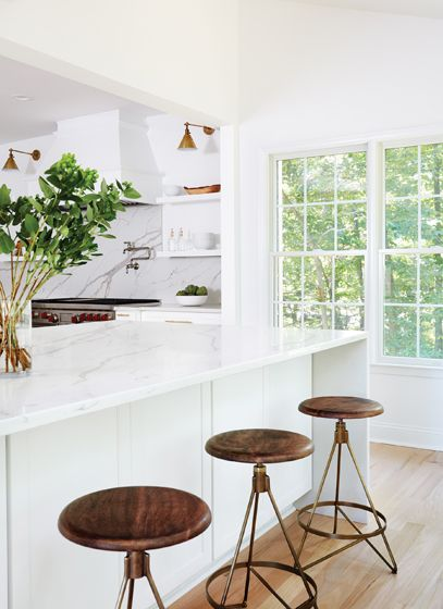 Kitchen Karma: Letting in the Light - Home & Design Magazine