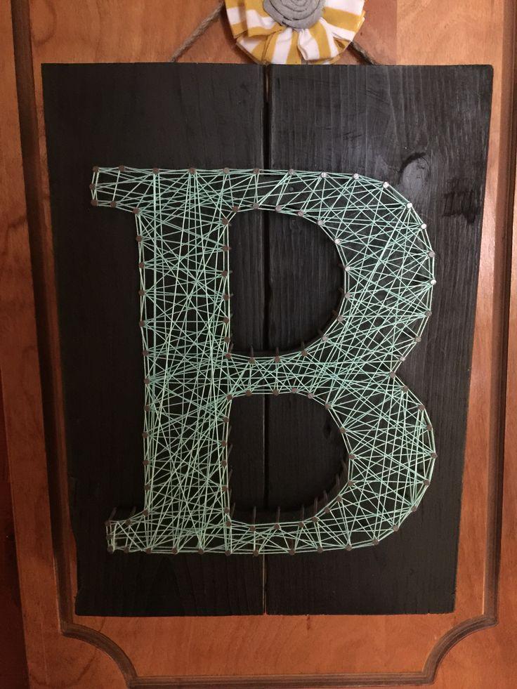 Letters string art 7 best String Art